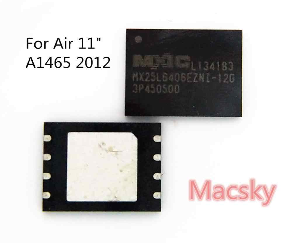"New BIOS Chip EFI Firmware Chip for MacBook Air 11"" 2012 A1465 820-3208-A 2012 MX25L6406EZNI 12G Programmed Free Shipping"