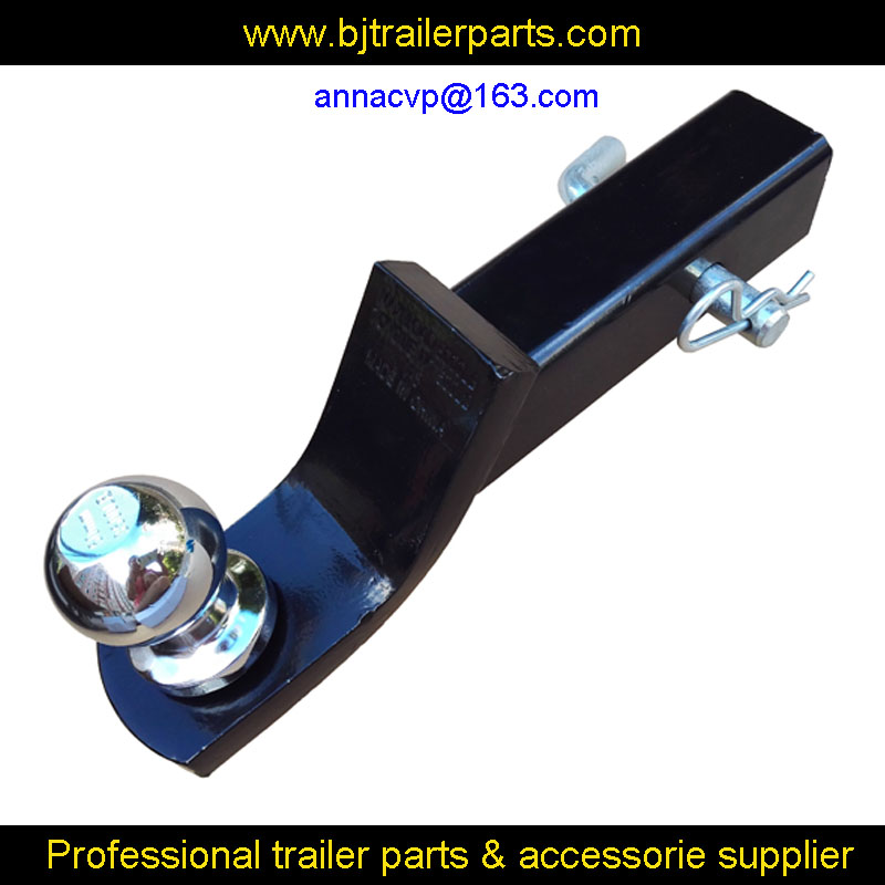 2inch TOWBAR TONGUE BALL MOUNT WITH TRAILER TOWBALL BALL 50MM And Hitch Pin ,trailer Parts