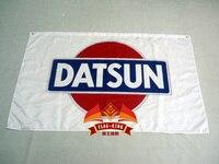 Флаг для datsun racing 90*150 см  баннер из 100% полиэстера datsun