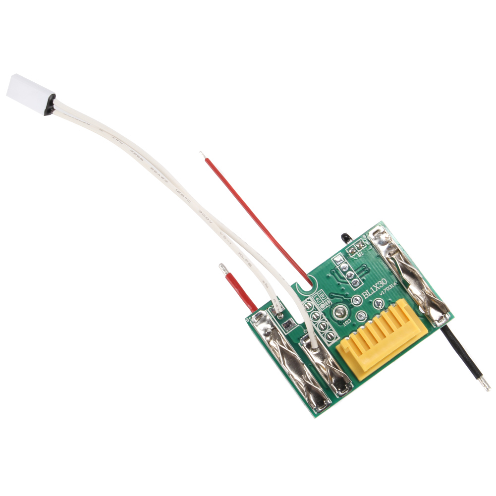 18V Battery PCB Board Charging Protection Board Replacement Compatible Makita BL1830 BL1840 BL1850 TN99