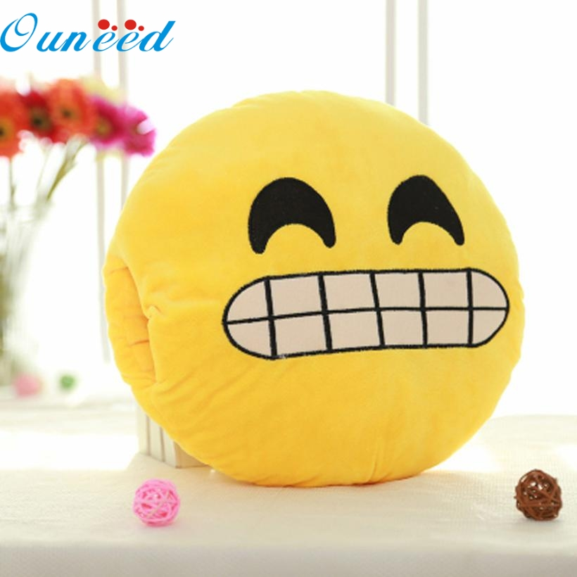 May 20 Mosunx Business Emoji Expression Of Hands Warmer Cushion Intervene Pillow Pillow Toy Gift