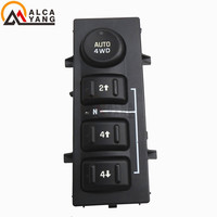 15136039 Transfer Case Selector Dash Switch For Chevrolet Tahoe Suburban For GMC Sierra Silverado Cadillac Avalanche
