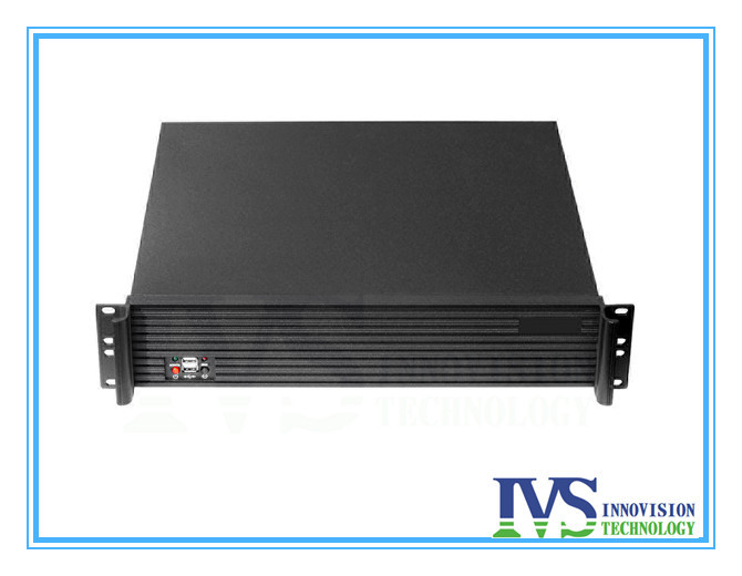 Stable 2U rack mount chassisRC2400LU with Upscale Al front-panel Industrial computer купить