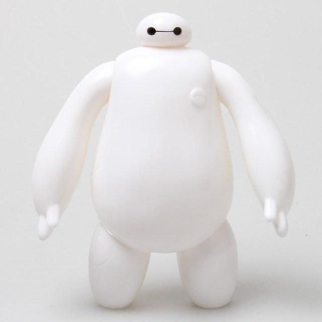 12 Cm 15 Cm Big Hero 6 Baymax Mainan Kartun Putih Pria Gemuk