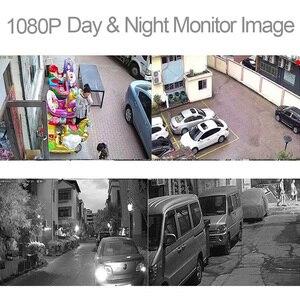 Image 5 - LOFAM 8CH DVR NVR Sistema CCTV 1080P 8PCS Esterna Impermeabile della Macchina Fotografica Dellinterno AHD 2MP Sistema di Telecamere di Sicurezza 8CH kit di sorveglianza