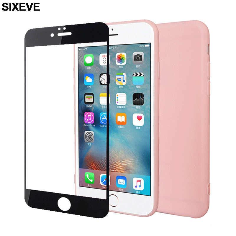 iPhone 6 6s 7 7s 8 Plus Full Cover
