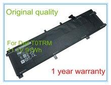 Оригинал 11.1 В 91Wh 245RR Аккумулятор Для XPS 15 9530 M3800 T0TRM H76MV 7D1WJ Бесплатная доставка