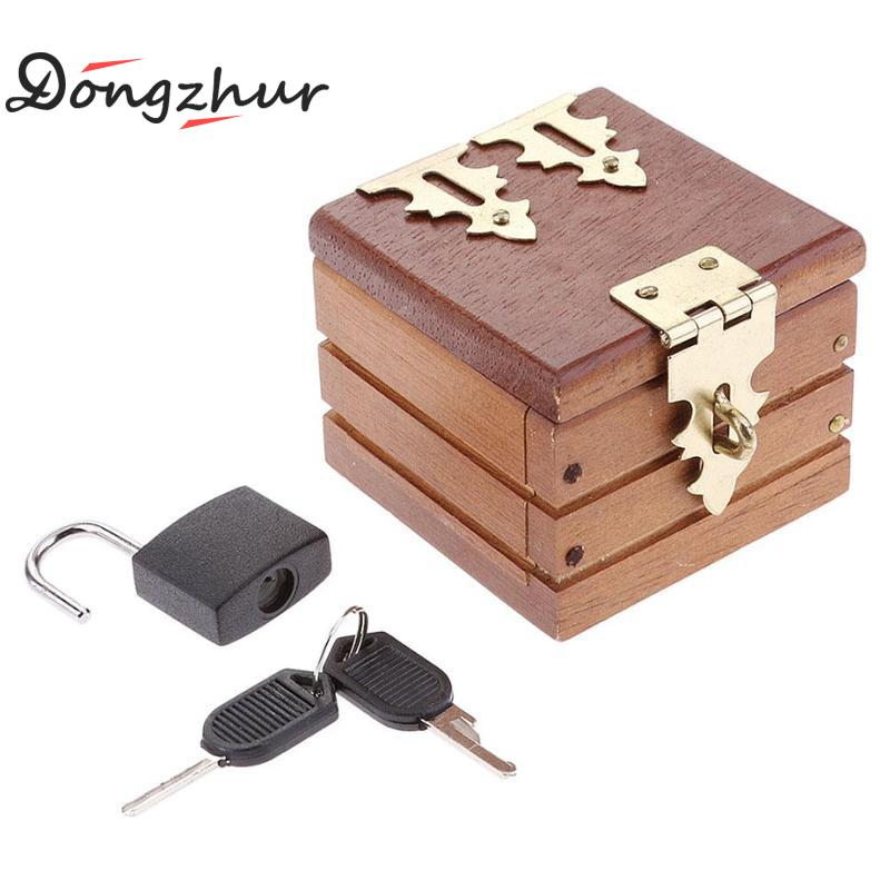 Wooden Secret Box Magic Prop Children Education Magic Puzzle Gift Fancy Toy MSW7782 surwish magic mystery box puzzle wooden box for adult hiding jewelry cash