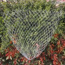 Nylon Fishing Nets fishing trackle Collapsible Rhombus Mesh Hole 3Sizes Depth Folding Dip Net