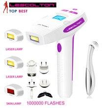 Лазерный эпилятор импульсный светильник IPL для удаления волос Фотоэпилятор бикини триммер для мужчин и женщин с ЖК-дисплеем