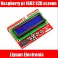 1pcs Raspberry pi 1602 LCD screen / RGB LED button expansion module / I2C 1602 LCD
