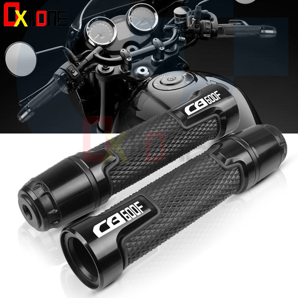 Motorcycle Handle Bar Bicycle Aluminum&Plastic Handle Bar Grips For Honda CB650F CB 650F CB 650 F 2014-2018 2015 2016 2017 2018