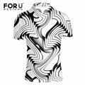 Forudesigns marcas hombres polo camisa ralpmen 3d impreso verano mens camisas de polo de manga corta slim fit aliento tommis polo crocodile