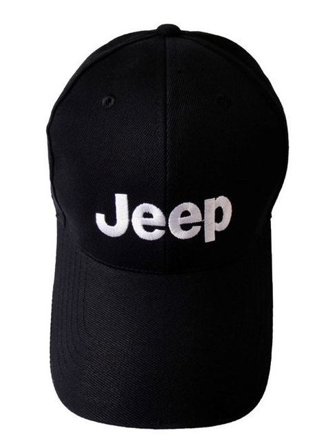 Jeep logo black style Auto Logo Adjustable Embroidered snapback hood Hat  Mens Women Unisex-in Baseball Caps from Men s Clothing   Accessories on ... 07710b88989