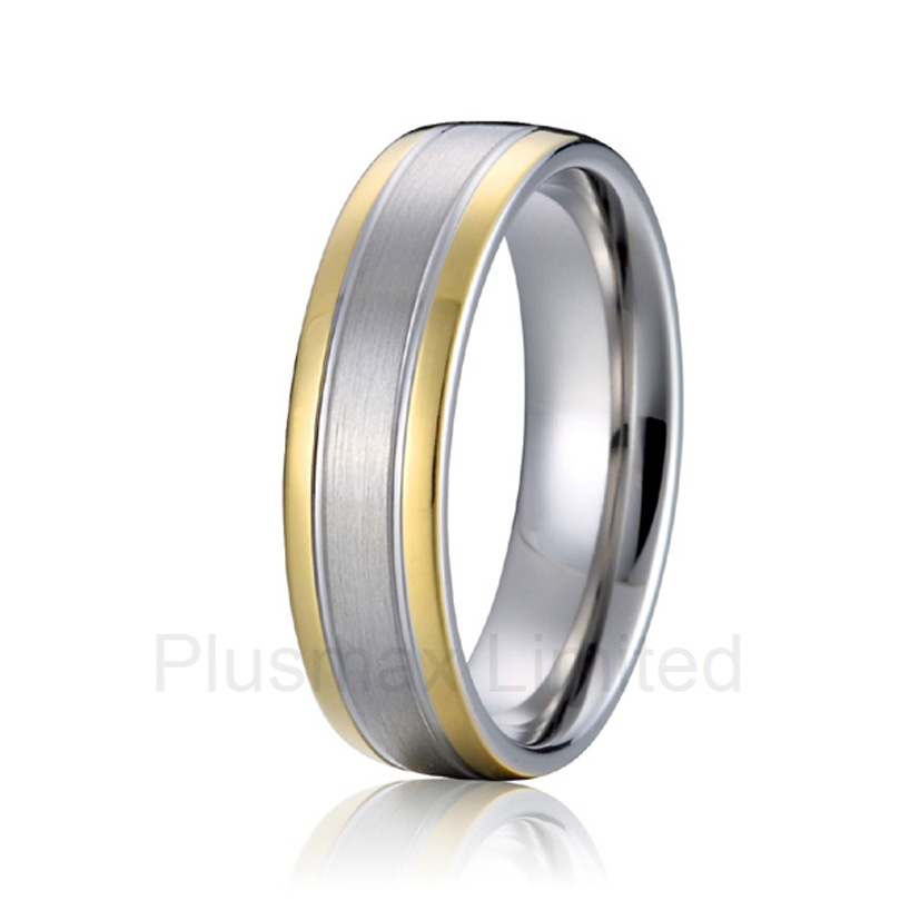 anel masculino handmade masterpieces handmade surgical grade cheap pure titanium wedding band finger rings men anel de casamento cheap pure titanium satin surface gold color colorful stone cheap pure titanium promise wedding band rings