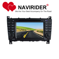 car dvd Fit for MERCEDES BENZ C CLASS CLC W203 G Class W467 navigation HU tape recorder multimedia GPS android 8.1.0 head unit