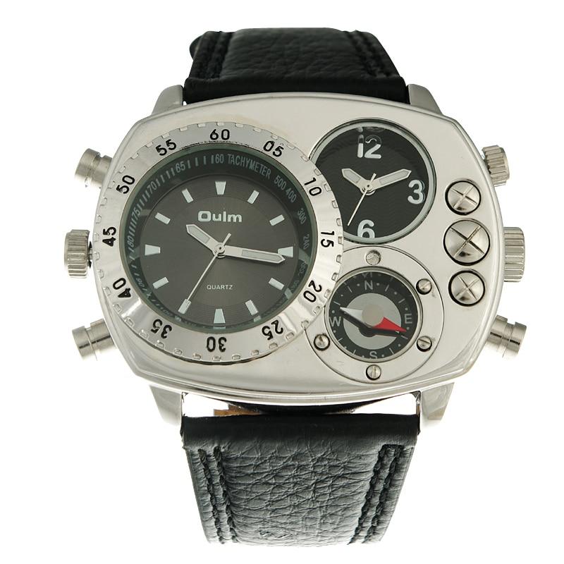 font b Oulm b font Watch Men font b Luxury b font Quartz Watch Military