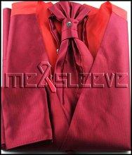 Free shipping Tuxedo vest/formal waistcoat/wedding waistcoat/polyester waistcoat/men's vest