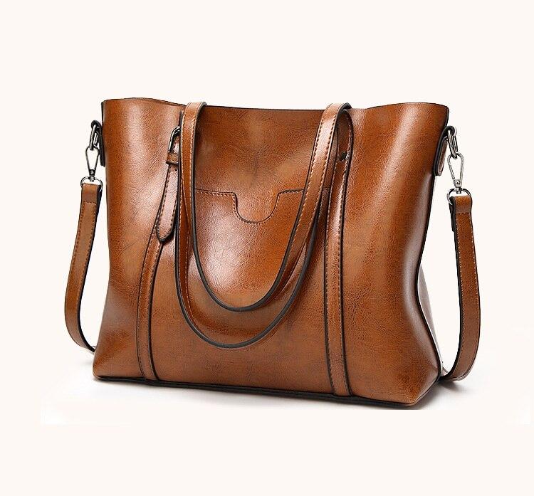 2019 sacos de couro para as mulheres