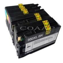 5 Ink cartridges for Compatible HP 950 XL & 951 Officejet Pro 8600 8610 8615 8625 Plus 251dw 276dw
