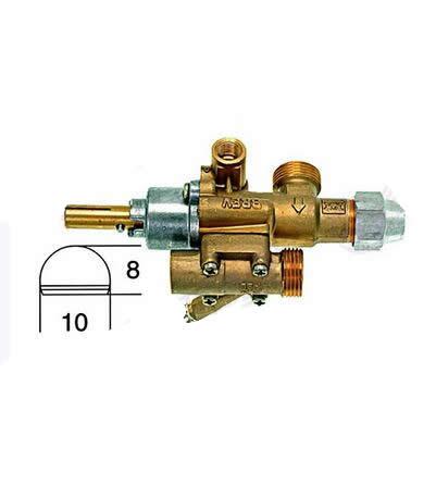 MARENO 1888600 22S/O GAS CONTROL FFD VALVE HORIZONTAL OUTLET GAS PEL 22S 1926800 new original gas control valve evzm550 f01 00