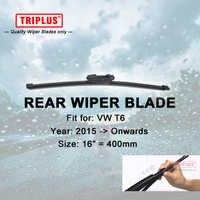 """Rear Wiper Blade for VW T6 Multivan California Caravelle Transporter (2015-Onwards) 1pc 16"""" 400mm,Rear Windscreen Wipers Back"""