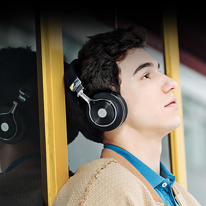 Bluedio T3 bluetooth 4.1 estéreo graves inalámbricos bluetooth - Audio y video portátil - foto 6