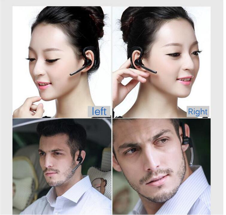 New V8 Voyager Legend Bluetooth Headset Wireless Earphone V4.1 Ear Hook Voice Control Support 2 Cell Phones at one Time With MIC metall legend cr001 фигура wrangler at