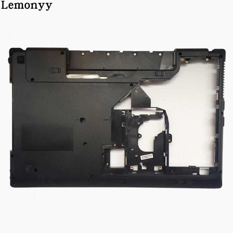New For LENOVO G780 17.3'' Laptop Bottom Base Case Cover AP0O50002000 new case cover for lenovo g500s g505s laptop bottom case base cover ap0yb000h00