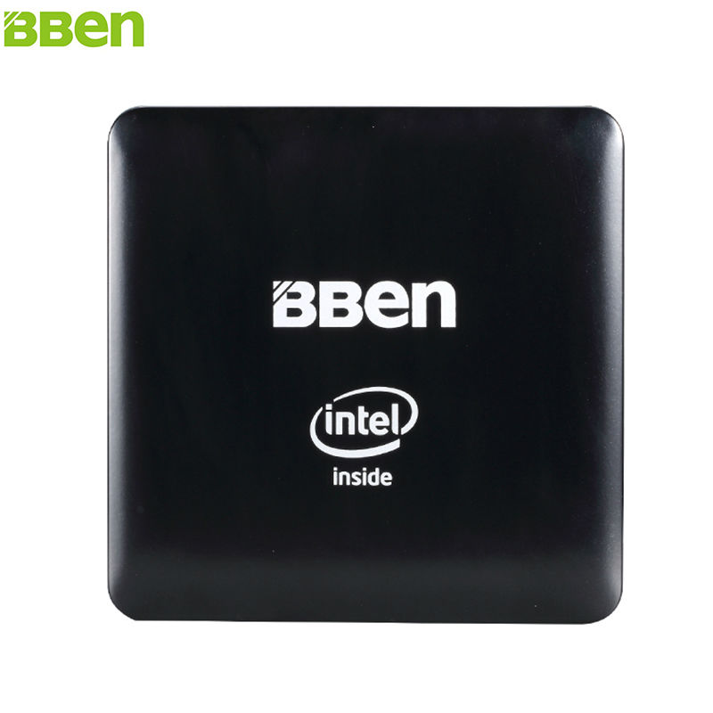HOT BBEN MN11 Mini PC Windows 10 Intel Z8350 CPU Intel Graphic 2G/4G Ram 32G/64G eMMC Mini PC Stick TV Box WiFi BT4.0 Mute Fan bben c100 mini pc windows10 tv box intel cherry trail z8350 quad core 2g 32g 4g 64g 3pm camera bluetooth wifi