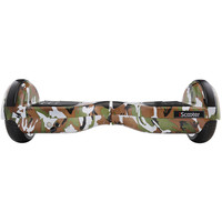 IScooter 6 5 Inch Electric Hoverboard Bluetooth Remote Key Two Wheel Self Balance Electric Scooter Skateboard