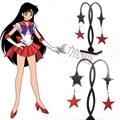 Athemis Anime Sailor Moon Rei Hino / Sailor Mars Cosplay prop for earring