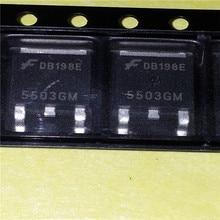 10 шт./лот 5503GM 5503 TO252 D2PAK трубка зажигания хрупкий патч-транзистор для F-ord крыло Тигр автомобиль компьютерная плата чип