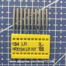 Кожаные Швейные иглы TNC134S DPx5 DPX17 134LR PFX134 LR NY для постельных промышленных машин singer, juki brother pfaff durkopp