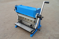 3 In 1 305 Combination Of Shear Brake Roll Machine Multi Function Machinery Tools