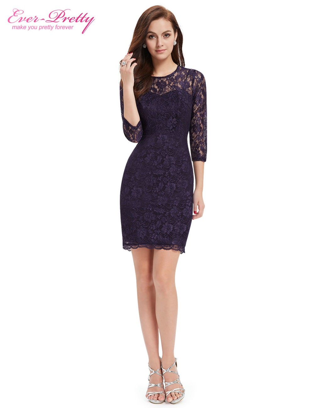 Cocktail Dresses Ever Pretty EP03792 Special Occasion Fashion Women ...