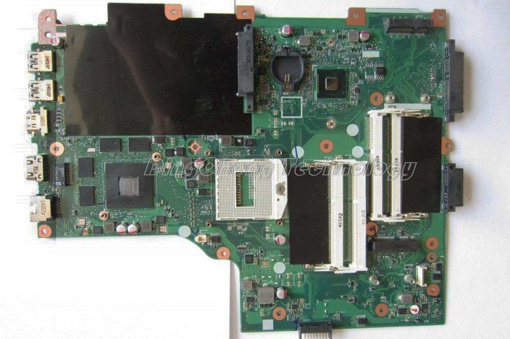 Laptop Motherboard For Acer V3 772G VA70HW DDR3L REV 2.0 GT750M NB.M7411.001 NBM7411001 non integrated graphics card