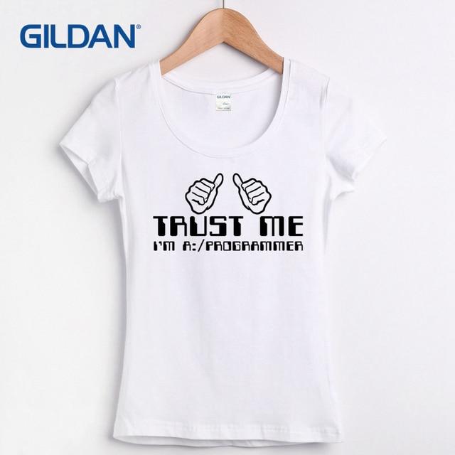 Trust Me I M A Programmer Job Occupation 2018 Branded T Shirt Names