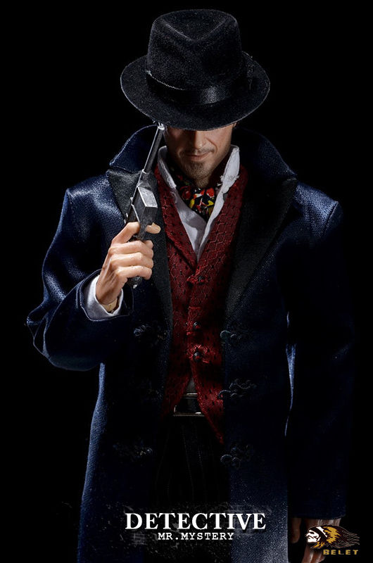 1/6 Scale Detective Mr. Mystery Sherlock Holmes Full Set Action Figure Collections 1 6 scale resident evil 6 leon scott kennedy full set action figure for collections