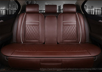 Only Car Rear Seat Covers For Citroen DS DS3 DS4 DS4S DS5 DS6 Car Accessories Auto