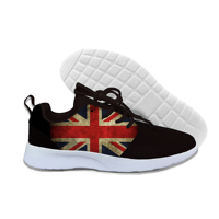 Brand USA Flag And Other Country Flag Men/Women 3D Print Lightweight Casual Shoes