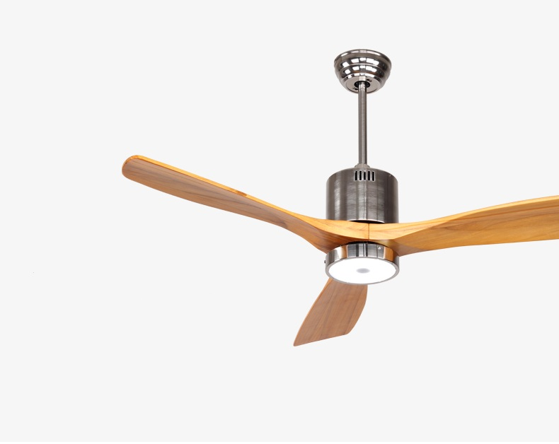 Retro Ceiling Fan With Light. Retro Brushed Nickel Ceiling ...