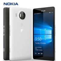 Original New EU Version Nokia Micr osoft lumia 950 XL Rm 1085 Single SIM 4G Mobile Phone 5.7 Octa Core 3GB 32GB 20MP Smartphone
