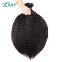 Kinky Thẳng Remy Tóc 3 Gói Một Gói Thô Malaysia Straight Yaki Tóc Người Sexay Yaki Straight Hair Weave Gói
