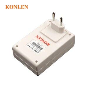 Image 3 - Gsm Stopcontact Schakelaar Gebaseerd Sim kaart Sms Call Afstandsbediening voor Smart Home Automation KONLEN