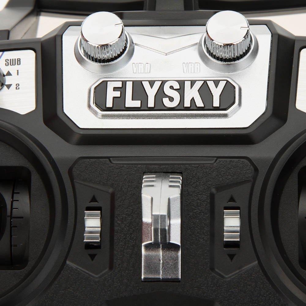 2018 Hsp Fs i6 Fpv Rc Trasmettitore Flysky Tempo limitato Vendita Aerei Servo Tamiya 2.4g 2a 6ch Afhds + aggiornato Fs ia6 Ricevitore-in Componenti e accessori da Giocattoli e hobby su  Gruppo 3