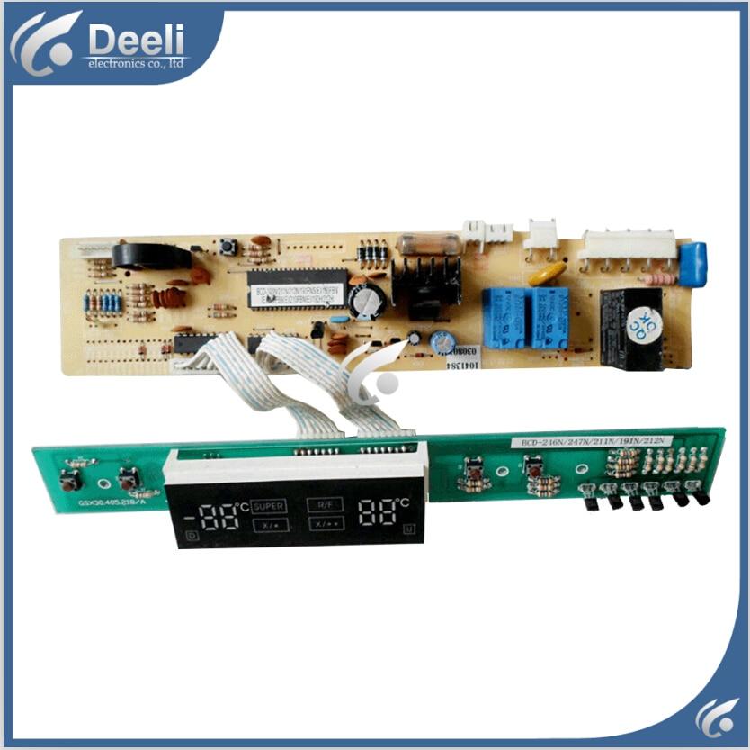 refrigerator module board driver board BCD-191FBN BCD-246N BCD-247N BCD-192H Computer board bcd 518wszbj 0064000823 refrigerator board tested