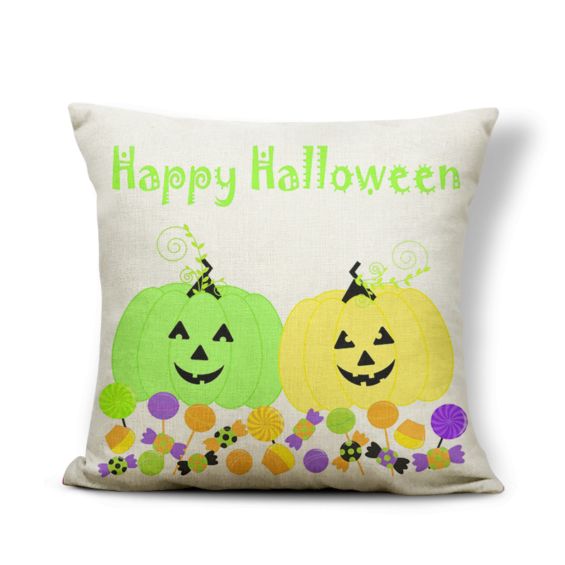 Witch Broom Cat Bat Moon for Sign Pillow Halloween Stencil The Witch Is In