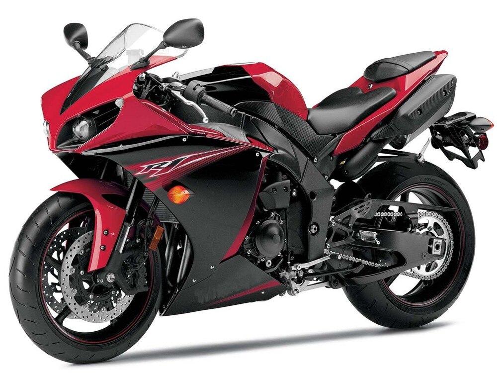 Para Yamaha YZF R1 1000 2013 2014 YZF1000R injetar ABS YZFR1 13 14 YZF 1000R YZF1000R1 motocicleta Kit Carenagem de plástico CB17