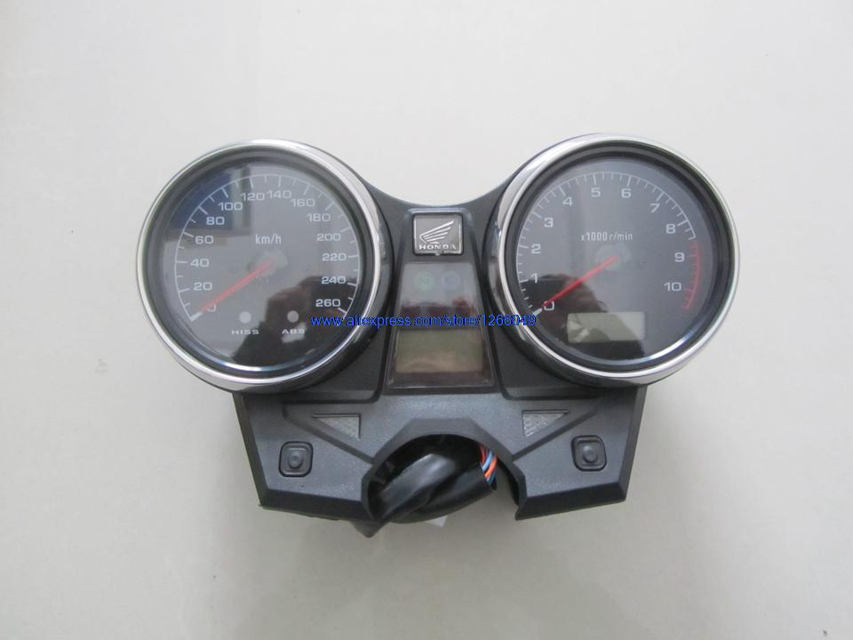 Motorcycle Tachometer Scooter fit HONDA CB1300 CB 1300 2003 - 2010 f 18 h 33 motorcycle brake clutch levers for honda cbf1000 2010 2013 cb 1300 abs 2003 2010